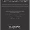 Internationales Flüchtlingstribunal gegen die BRD 13. bis 16. Juni 2013 in Berlin