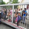 Flüchtlinge protestierten in Eisenberg gegen die Lebensbedingungen im Heim