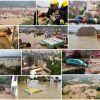 Keine Zeit zum Packen Mit der Flutkatastrophe und den Wasserschäden in Südosteuropa haben viele Menschen alles verloren.