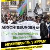 Aktionstag: 08.12. – 09.12.2014 | Aktionen gegen Sammelabschiebung  Abschiebungen stoppen!