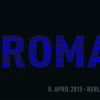 #ROMADAY 8. APRIL 2015 BERLIN