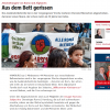 Gewaltsame Massenabschiebungen in Hamburg