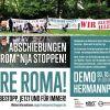 Abschiebungen von Roma stoppen! Nachkommen von Völkermord-Opfern Schutz und Lebensperspektive bieten – Bleiberecht für alle Roma !