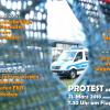 PROTEST am 21. März 2018, 7.30 Uhr am Flughafen | 18 Jahre Sammelabschiebungen vom Flughafen Karlsruhe Baden-Baden