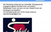 Zukunft für Alle-Workshop am 15. März in Berlin