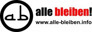 www logo alle bleiben